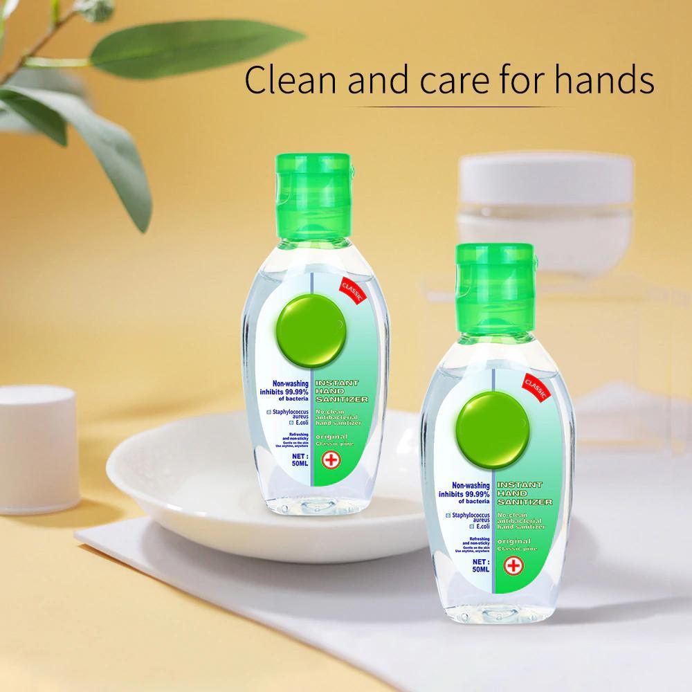 Travel Portable Hand Sanitizer Gel