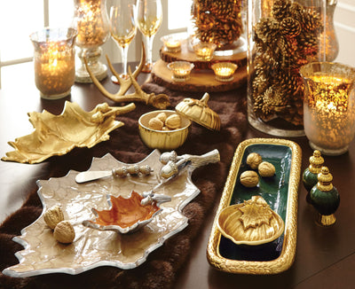 Fall Into Autumn with Dynamic Mix and Match Tablescapes