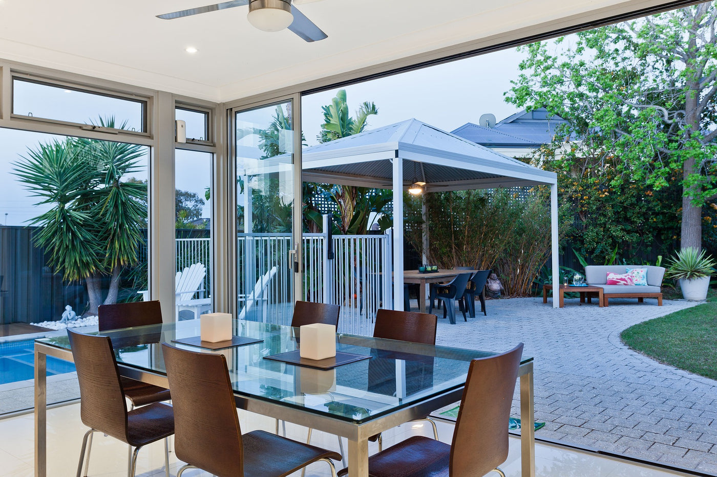 Ideas and Inspiration for Dining Alfresco