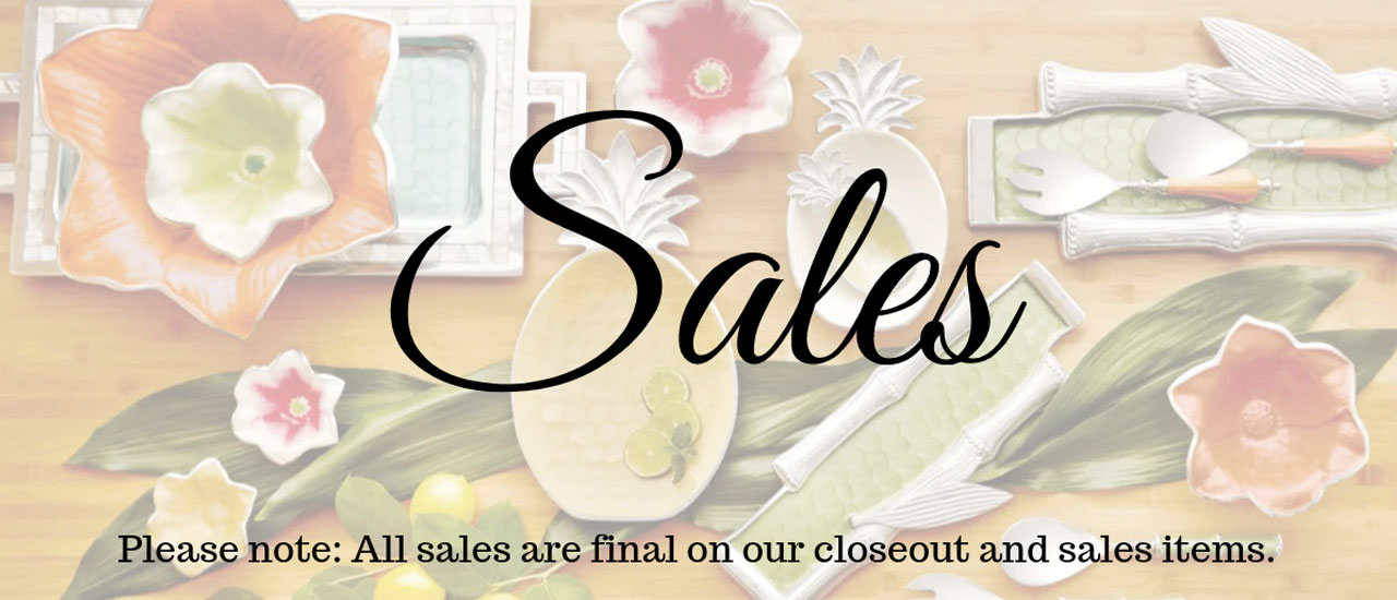 Sale Tableware