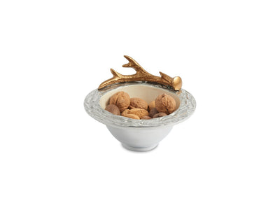 "Antler 7"" Bowl Snow"