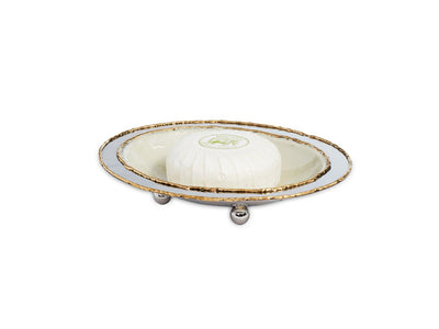"Cascade 6"" Soap Dish Cloud"