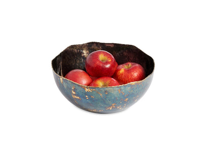 "Cascade 10"" Bowl Rainbow Bronze"