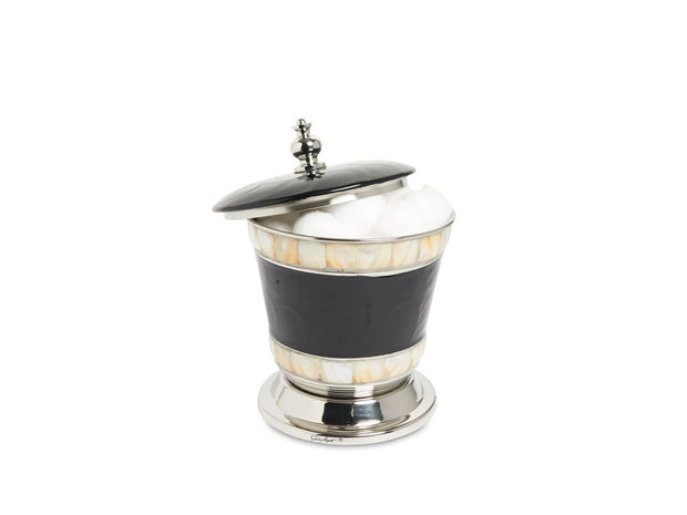 "Classic 5.5"" Covered Canister Caviar"