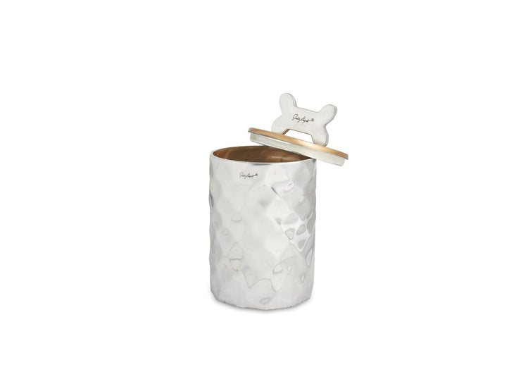 Dog Treat Canister Toffee