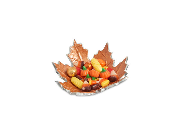 "Maple Leaf 6"" Petite Bowl Spice"