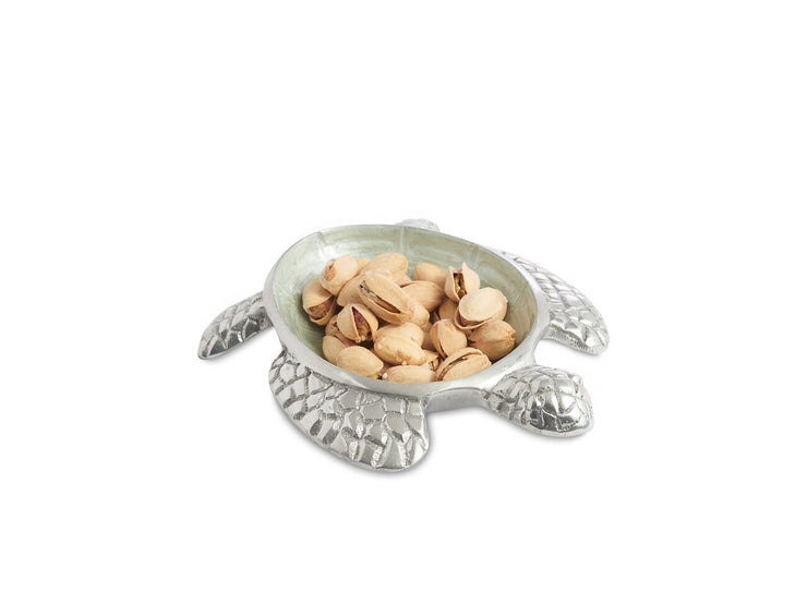 "Sea Turtle 6"" Bowl Hydrangea"