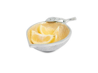"Citrus 6"" Bowl Lemon Ice"