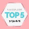 Top 5 Flavors for the Week of 7/31/18