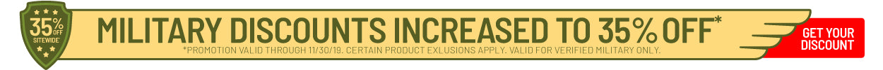 ejuices.com Military Discounts increased to 35% Off for the entire month of November