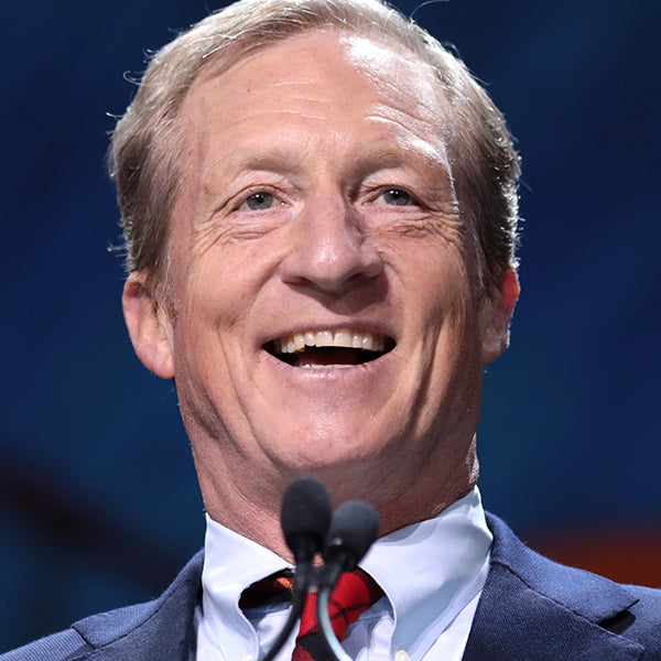 Tom Steyer Stance on Vaping
