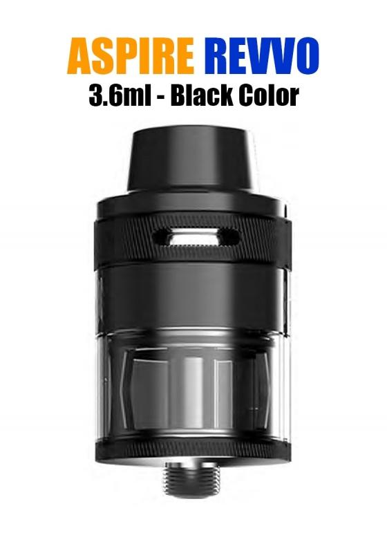 Aspire Revvo Tank (3.6ml) - Stainless Steel