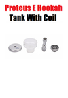 Aspire Proteus E Hookah Replacement Tank with Coil-Hardware-Aspire Vape Co.-eJuices.com