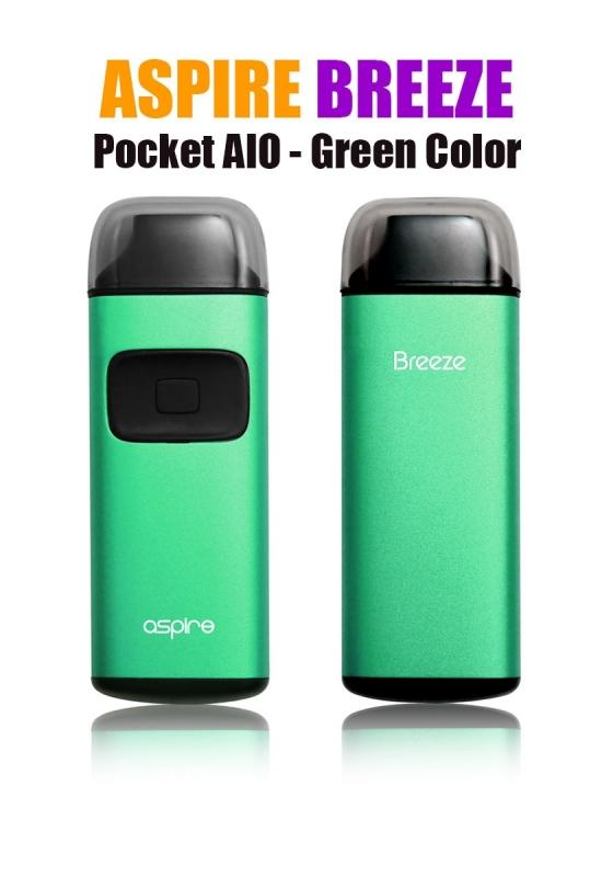 Aspire Breeze AIO - Green