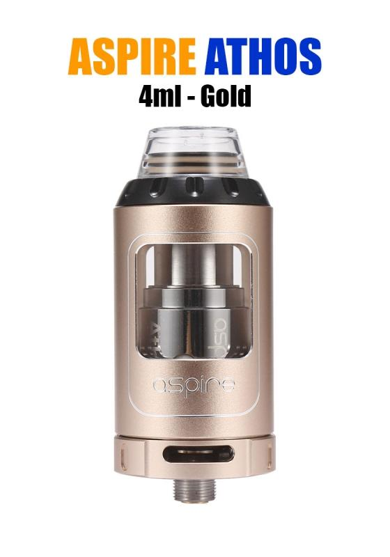 Aspire Athos Tank - Gold