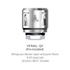 Smok V8 Baby Beast Prince Q4 Coil (5 Pack)-Hardware-eJuices.com-0.4 ohm-eJuices.com