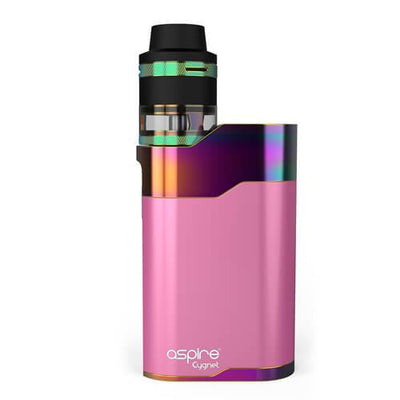 Aspire Cygnet Revvo Mini Kit-Hardware-Aspire Vape Co.-Pink & Rainbow-eJuices.com