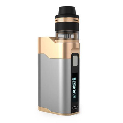 Aspire Cygnet Revvo Mini Kit-Hardware-Aspire Vape Co.-Grey & Rose Gold-eJuices.com