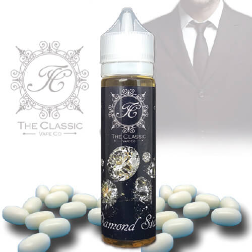 Black Label by Vape Craft - Diamond Status - 60ml / 12mg