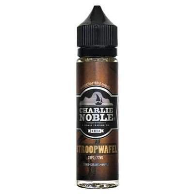 Charlie Noble E-Liquid - Stroopwafel-eJuice-Charlie Noble-eJuices.com