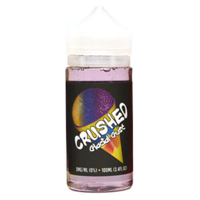 Crushed Premium E-Liquids - Glacial Gust-eJuice-Crushed-100ml-0mg-eJuices.com