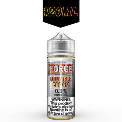 Forge Vapor eLiquids - Crucible Cream-eJuice-Forge Vapor-120ml-0mg-eJuices.com