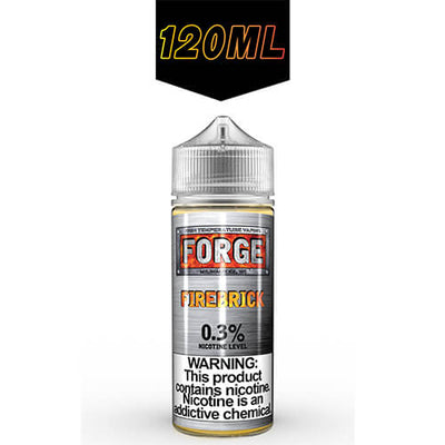Forge Vapor eLiquids - Firebrick-eJuice-Forge Vapor-120ml-0mg-eJuices.com