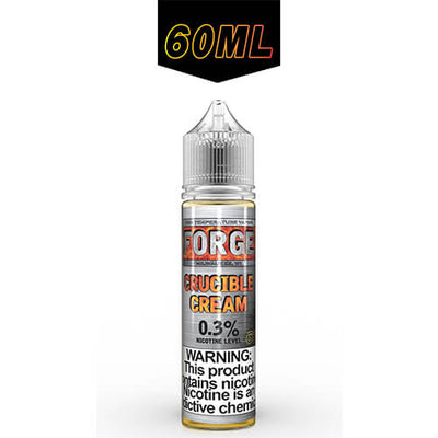 Forge Vapor eLiquids - Crucible Cream-eJuice-Forge Vapor-60ml-0mg-eJuices.com