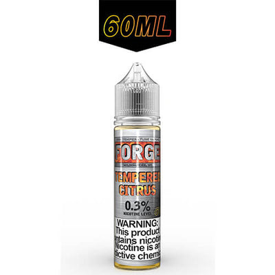 Forge Vapor eLiquids - Tempered Citrus-eJuice-Forge Vapor-60ml-0mg-eJuices.com