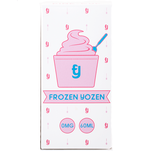 Frozen Yozen eJuice - Pink Cup - The Best Place to buy eJuice - eJuices.com