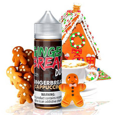 Fuggin eLiquids - Gingerbread Dude