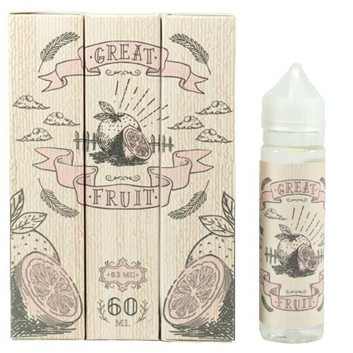 Great Fruit eJuice - Great Fruit - 60ml / 0mg