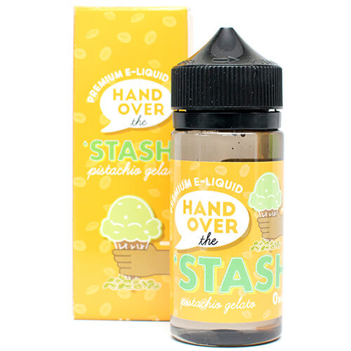 Hand Over - The Stash eLiquid - 100ml / 0mg