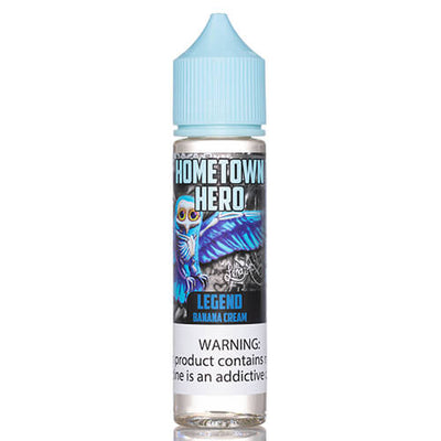 Hometown Hero Vapor - Legend-eJuice-Hometown Hero-60ml-0mg-eJuices.com