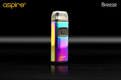 Aspire Breeze All-in-One Vape Starter Kit (Limited Edition)-Hardware-eJuices.com-eJuices.com