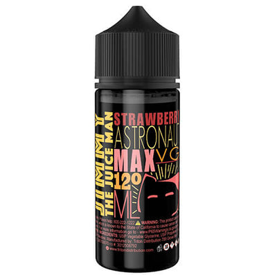 Jimmy The Juice Man - Strawberry Astronaut-eJuice-Jimmy The Juice Man-120ml-3mg-eJuices.com