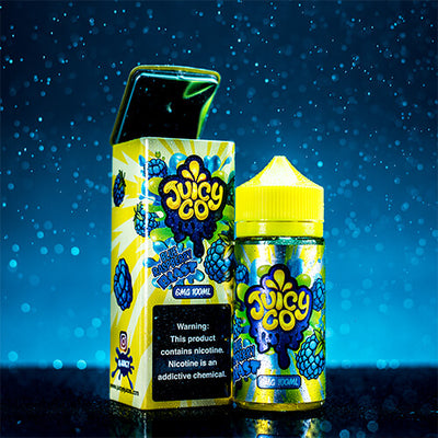 Juicy Co - Blue Raspberry Blast-eJuice-Juicy Co-eJuices.com