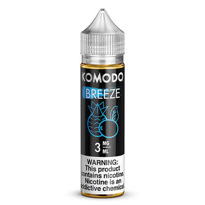 Komodo eJuice - Breeze