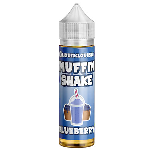 Liquid Clouds eJuice - Muffin Shake - 60ml / 3mg