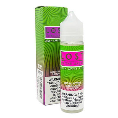 Lost In The Sauce - Green Apple Berry-eJuice-Lost In The Sauce-eJuices.com