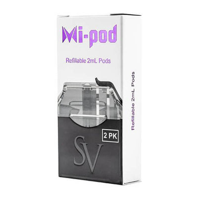 Mi-Pod Refillable Pods (2 Pack)-Hardware-eJuices.com-eJuices.com