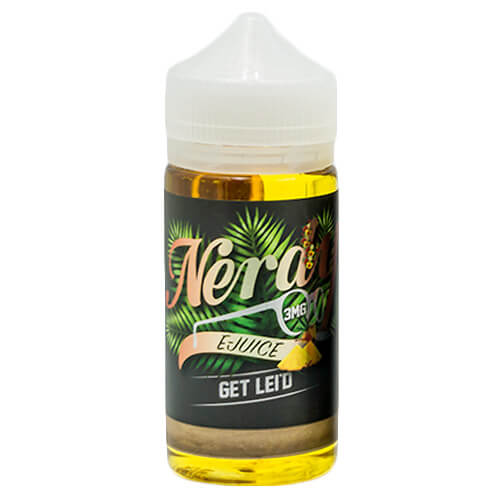 Nerdy E-Juice - Get Lei'd - 100ml / 0mg