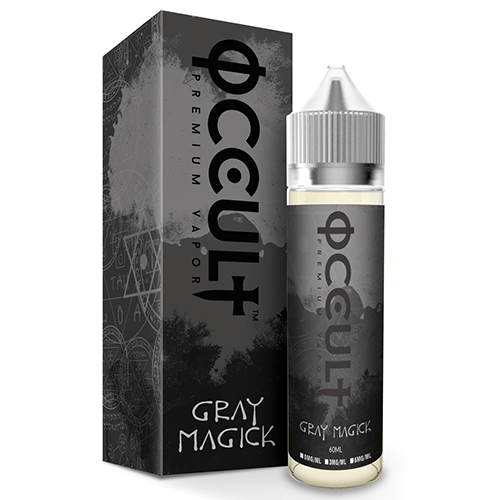 Occult Premium Vapor - Gray Magick - The Best Place to buy eJuice - eJuices.com
