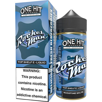 One Hit Wonder eLiquid - Rocket Man-eJuice-One Hit Wonder-eJuices.com