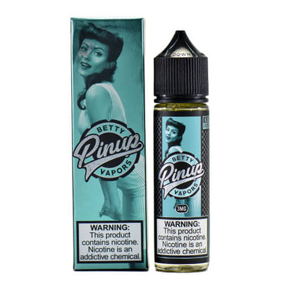 Pinup Vapors - Betty-eJuice-Pinup-eJuices.com