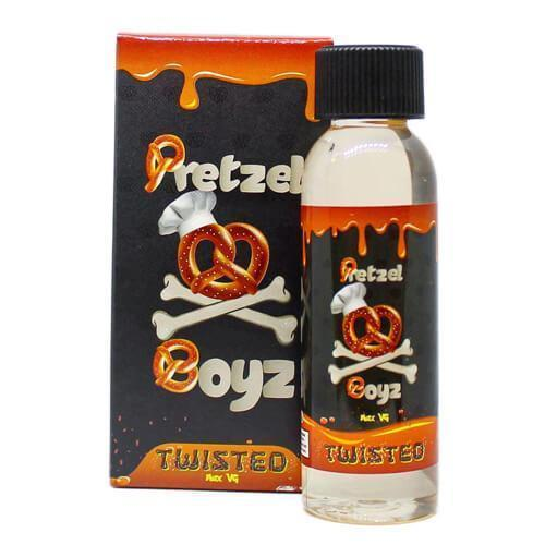 Pretzel Boyz E-Liquid - Twisted - 60ml / 3mg