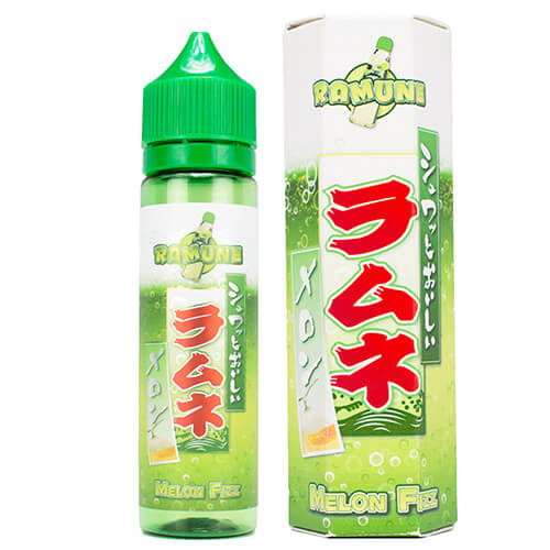 Ramune - Melon Fizz eJuice - 60ml / 0mg