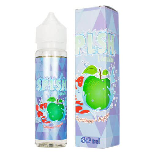 SPLSH Liquids - Lychee Apple - 60ml / 3mg