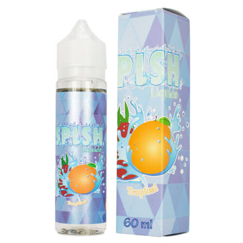 SPLSH Liquids - Tropical - 60ml / 3mg