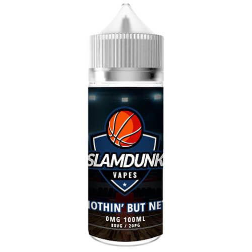 Slam Dunk Vapes by GameTime - Nothing But Net - 100ml / 3mg